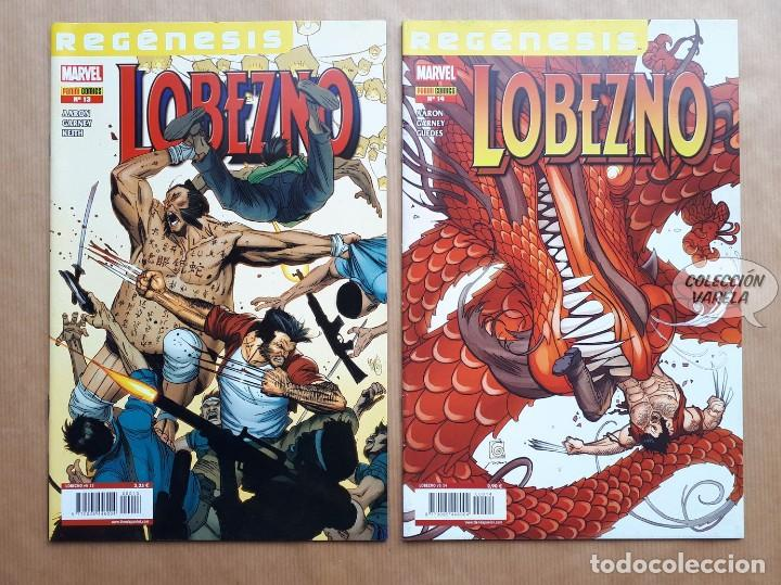 Cómics: Lobezno vol 5 - 1 a 18 - Jason Aaron - Panini - Foto 8 - 262426040