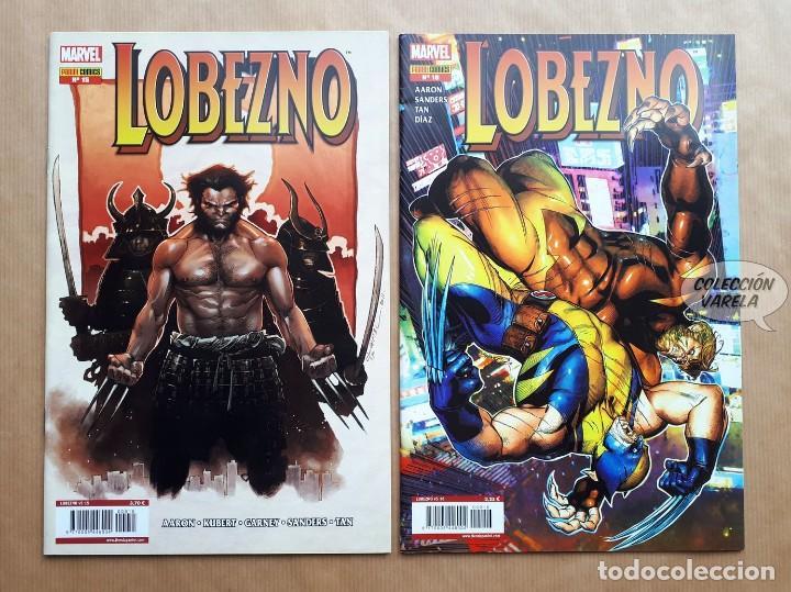 Cómics: Lobezno vol 5 - 1 a 18 - Jason Aaron - Panini - Foto 9 - 262426040