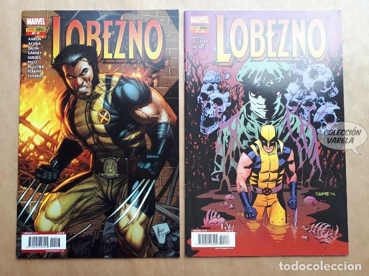 Cómics: Lobezno vol 5 - 1 a 18 - Jason Aaron - Panini - Foto 10 - 262426040