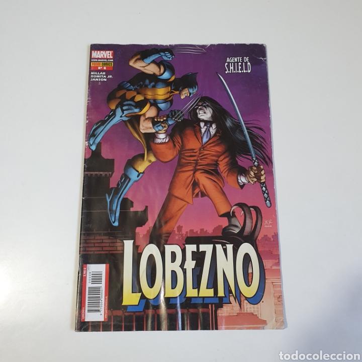 CÓMIC, LOBEZNO, AGENTE DE SHIELD, NUM.6. (Tebeos y Comics - Panini - Marvel Comic)