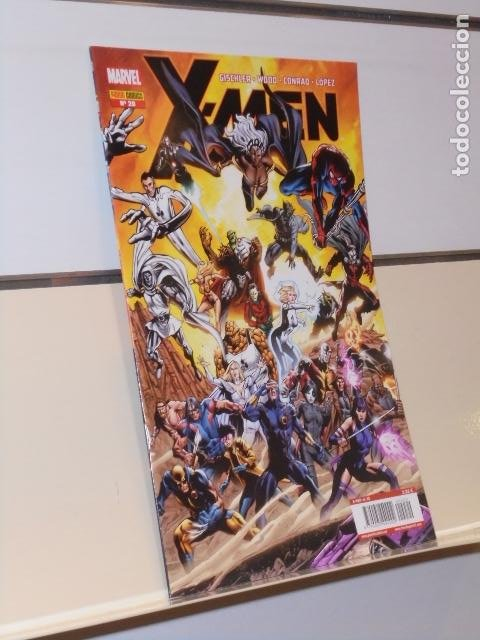 X-MEN VOL. 4 Nº 20 MARVEL - PANINI (Tebeos y Comics - Panini - Marvel Comic)