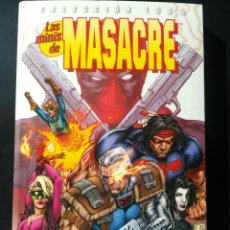 Cómics: LAS MINIS DE MASACRE MASACRE VS X-FORCE. Lote 262453335