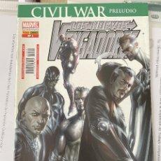 Cómics: CIVIL WAR PRELUDIO. 2 NÚMEROS DE ESTA SERIE. IMPECABLES.. Lote 208971297