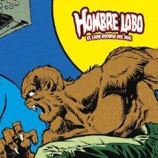 Cómics: EL HOMBRE LOBO. OBRA COMPLETA: 3 TOMOS. MARVEL LIMITED EDITION. TAPA DURA. 1200 PAGINAS. Lote 288499218