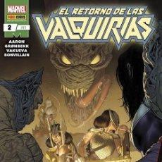 Comics: REY DE NEGRO: EL RETORNO DE LAS VALQUIRIAS 2. Lote 277290948