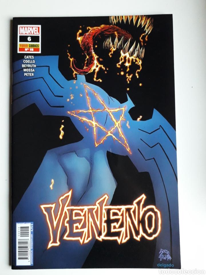VENENO NUM 6 / 16. EXCELENTE ESTADO (Tebeos y Comics - Panini - Marvel Comic)