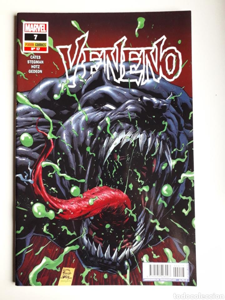 VENENO NUM 7 / 17. EXCELENTE ESTADO (Tebeos y Comics - Panini - Marvel Comic)