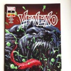 Cómics: VENENO NUM 7 / 17. EXCELENTE ESTADO. Lote 264708159