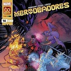 Comics: MERODEADORES 14. Lote 277291133