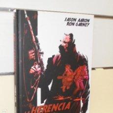 Comics: LA HERENCIA DE LA IRA - PANINI OFERTA. Lote 266078343