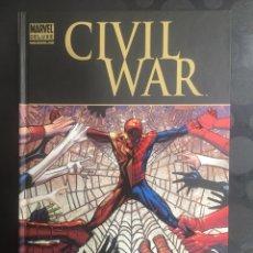 Cómics: SPIDERMAN CIVIL WAR MARVEL DELUXE ( 2010 ). Lote 266525873