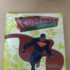 Cómics: SUPERMAN KRYPTONITA - PLANETA DE AGOSTINI -NUEVO. Lote 266578903