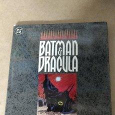Cómics: BATMAN & DRACULA. LLUVIA ROJA DE DOUG MOENCH & KELLEY JONES. ZINCO 1993. Lote 266579358