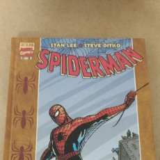 Cómics: SPIDERMAN. STAN LEE Y STEVE DITKO. TOMO 1 - EXCELSIOR MARVEL-FORUM. Lote 266595643