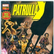 Comics : PANINI. PATRULLA X VOL 3. 1. Lote 266693043