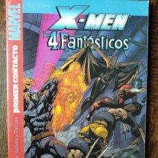 Cómics: X-MEN Y LOS 4 FANTASTICOS - TOMO - MARVEL COMICS PANINI.. Lote 266844329
