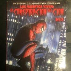 Cómics: EL ASOMBROSO SPIDERMAN VOL.7 N.129 LA COSPIRACIÓN DEL CLON : OMEGA ( 2006/... ). Lote 266946024