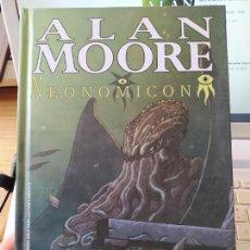 Comics: NEONOMICON, ALAN MOORE, JACEN BURROWSPANINI, TAPA DURA, 2011. MUY BUEN ESTADO.. Lote 267059934