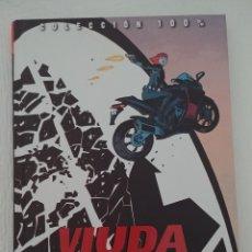 Cómics: VIUDA NEGRA 01: LA MÁS BUSCADA DE SHIELD. Lote 267118279