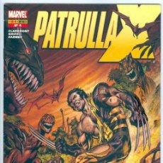 Comics : PANINI. PATRULLA X VOL 3. 4. Lote 266669868