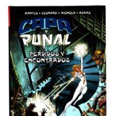 Cómics: CAPA Y PUÑAL : PERDIDOS Y ENCONTRADOS - PANINI / 100% MARVEL HC / TAPA DURA / NUEVO DE EDITORIAL. Lote 267173484