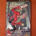 Lote 267506999: Marvel Saga EL ASOMBROSO SPIDERMAN 05: EL LIBRO DE EZEQUIEL Panini Cómics