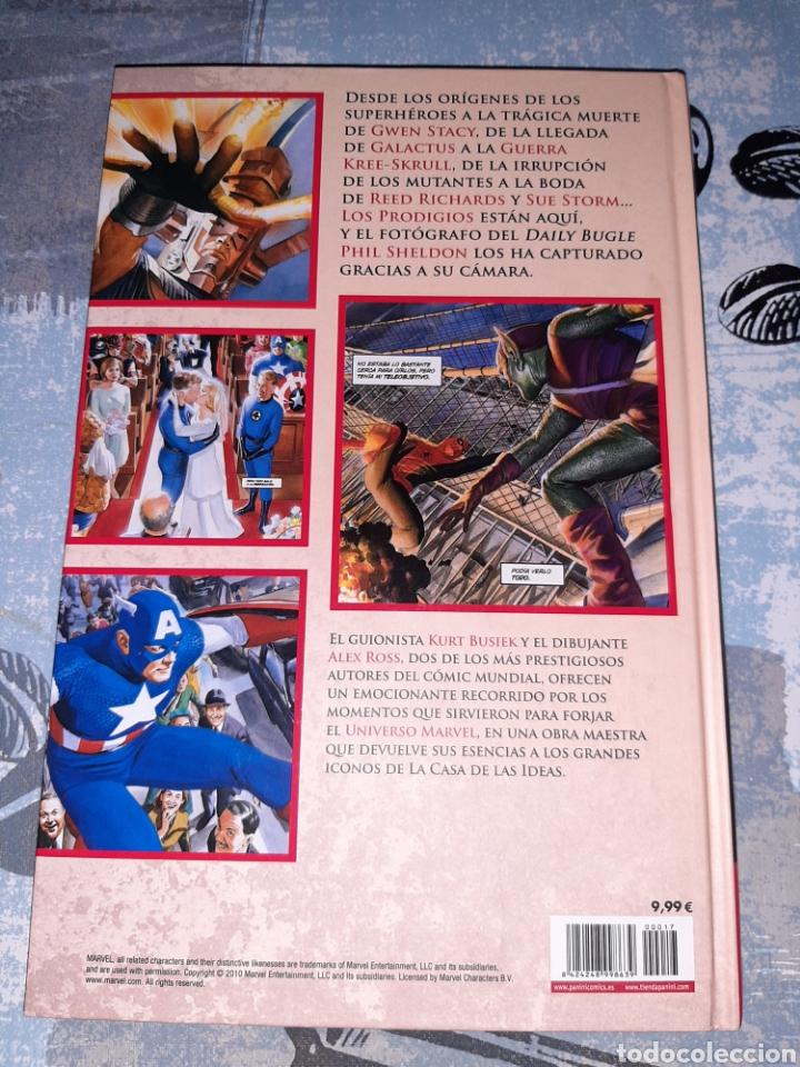Cómics: Marvels La era de los prodigios, Marvel Héroes , Panini - Foto 2 - 267517164