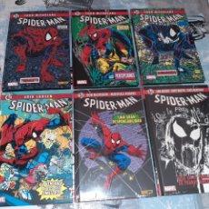 Cómics: TODD MCFARLANE SPIDER-MAN DE PANINI COMPLETA 6 VOLÚMENES EN TAPA DURA. Lote 267632629