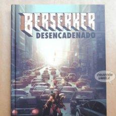 Cómics: BERSERKER DESENCADENADO - JEFF LEMIRE Y MIKE DEODATO JR. - PANINI. Lote 267635829