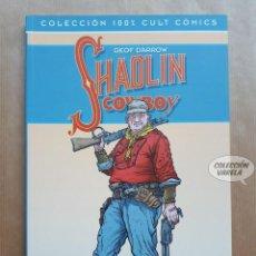 Cómics: SHAOLIN COWBOY - LA VENGANZA DEL REY CANGREJO Y MR. EXCELENTE - GEOF DARROW - PANINI. Lote 267649284
