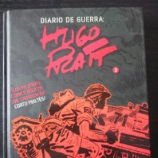 Cómics: DIARIO DE GUERRA--HUGO PRATT. Lote 267749914