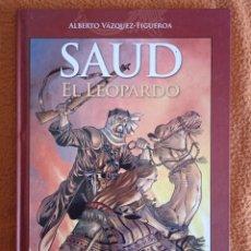 Cómics: SAUD EL LEOPARDO-PANINI. Lote 267886529