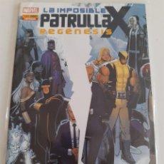 Cómics: LA IMPOSIBLE PATRULLA-X. REGENESIS. ESPECIAL. Lote 268309419