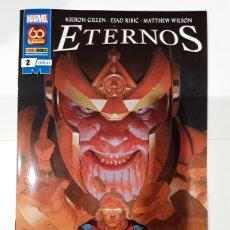Fumetti: ETERNOS 2 (GRAPA) - GILLEN, RIBIĆ, WILSON - PANINI / MARVEL. Lote 268318769