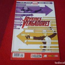 Cómics: JOVENES VENGADORES Nº 3 ( GILLEN ) ¡MUY BUEN ESTADO! PANINI MARVEL. Lote 268576689