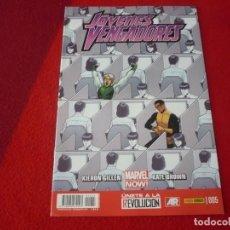 Cómics: JOVENES VENGADORES Nº 5 ( GILLEN ) ¡MUY BUEN ESTADO! PANINI MARVEL. Lote 268576714