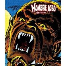 Cómics: HOMBRE LOBO 01: LUNA LLENA (MARVEL LIMITED EDITION). Lote 268880164