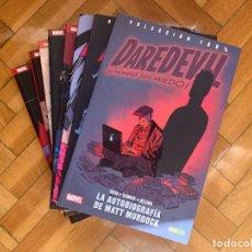 Cómics: DAREDEVIL DE MARK WAID COMPLETA EN 8 TOMOS. Lote 268965454