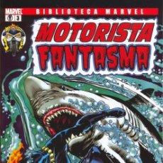 Comics : BIBLIOTECA MARVEL MOTORISTA FANTASMA NUM. 3 - PANINI. Lote 268971239