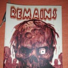 Cómics: REMAINS (RECERCA) STEVE NILES EXCELENTE ESTADO. Lote 269005599