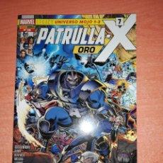 Cómics: PATRULLA X ORO 8 /70. PANINI - EXCELENTE ESTADO. Lote 269005744