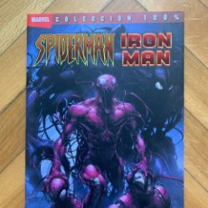 Cómics: SPIDERMAN & IRON MAN: EL REGRESO DE MATANZA - COLECCIÓN 100 % MARVEL. Lote 269103508