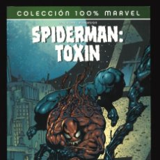 Cómics: SPIDERMAN: TOXIN. MÁS VALE MALO CONOCIDO... (100% MARVEL) - PANINI / NÚMERO ÚNICO. Lote 269156593