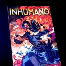 Cómics: DE KIOSCO INHUMANO 3 COMICS PANINI MARVEL. Lote 269192653