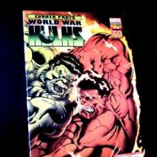 Cómics: DE KIOSCO EL INCREIBLE HULK 31 WORLD WAR COMICS PANINI COMICS. Lote 269192973