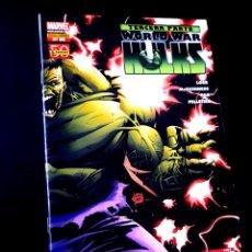 Cómics: DE KIOSCO EL INCREIBLE HULK 30 WORLD WAR COMICS PANINI COMICS. Lote 269193013
