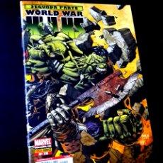 Cómics: DE KIOSCO EL INCREIBLE HULK 29 WORLD WAR COMICS PANINI COMICS. Lote 269193203