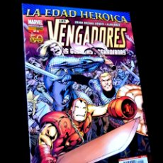 Cómics: DE KIOSCO LOS VENGADORES LAS GUERRAS ASGARDIANAS 5 COMICS PANINI COMICS. Lote 269193728