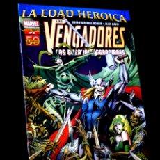 Cómics: DE KIOSCO LOS VENGADORES LAS GUERRAS ASGARDIANAS 3 COMICS PANINI COMICS. Lote 269193923
