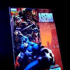 Cómics: DE KIOSCO ASEDIO 3 COMICS PANINI COMICS. Lote 269194648